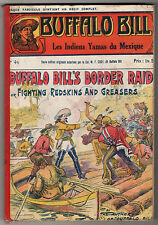 RELIURE/ALBUM BUFFALO BILL LE HEROS DU FAR WEST avec n°46-47-48-49-50 ¤