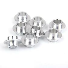 8Pcs MagiDeal Roller Skate Wheels Accessories Center Bearings Bushing Spacer