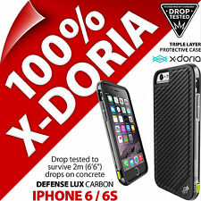 New X-Doria Defense Lux Military Heavy Duty Rugged Case for Apple iPhone 6 / 6S