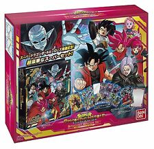 Bandai Super Dragon Ball Heroes 9 Pocket Binder Set Goku Vegeta from Japan NEW!!