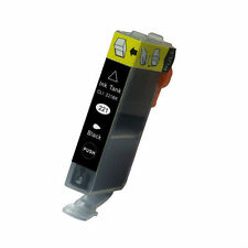 Reman Ink Cartridge for Canon CLI-221 use in PIXMA IP3600/IP4600/IP4700 (Black)