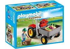 Playmobil 6131 Country Farm Harvesting Tractor