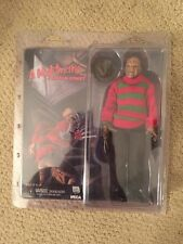 NECA A Nightmare On Elm Street Freddy Krueger Retro Clothed Figure Sealed