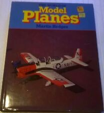 THE WORLD OF MODEL PLANES by Martin Hedges (1979) Chartwell oversize HC