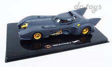 Hot wheels Elite 1989 Batman Batmobile 1:43 Diecast Michael Keaton X5494