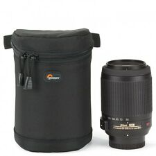 Lowepro Lens Case 9 x 13cm Bag for High-power zoom lens 55-200mm Black