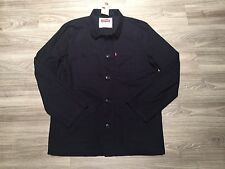 Levi's Jean Men Vintage Relaxed Fit Twill Jacket X-Large Navy Blue Brand New