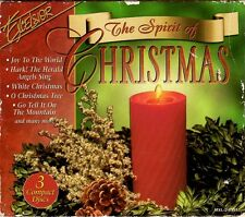 STARLITE ORCHESTRA: THE SPIRIT OF CHRISTMAS VINTAGE HOLIDAY MUSIC (3-CD BOX SET)
