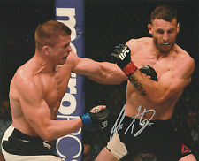 RICK THE HORROR STORY SIGNED AUTO'D 8X10 PHOTO MMA UFC 202 158 167 FIGHT NIGHT D