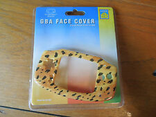 FACE Cover per il Nintendo GAME BOY ADVANCE GBA. (NUOVO) GHEPARDO/Leopardo Stampa