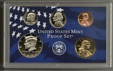 2000 S PROOF SET US MINT COINS COA..............................................