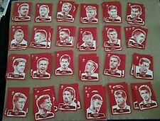 Album Euro 2016 panini extra stickers coca cola TEAM GERMANY SET 24 completo
