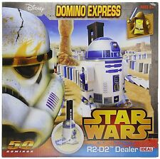 NEW!! Star Wars Domino Express R2D2 Auto Dealer 50-Piece for 6 years and up