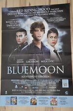 Filmposter Filmplakat A1 DINA1 - Blue Moon - Als Werwolf geboren - Neu
