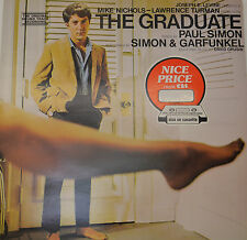 "OST - SOUNDTRACK - THE GRADUATE - SIMON & GARFUNKEL  12""  LP (M193)"
