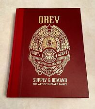 2006 Obey: Supply & Demand : The Art of Shepard Fairey Hardcover Book