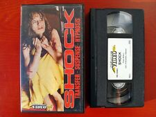 VHS.09) SHOCK. Transfer - Suspense - Hypnosis (MONDADORI VIDEO) MARIO BAVA