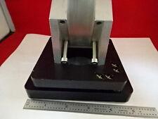 FOR PARTS OPTICAL HOLDER TIP TILT [VOIDS ON LENS] OPTICS MIL SPEC AS IS #AN-08