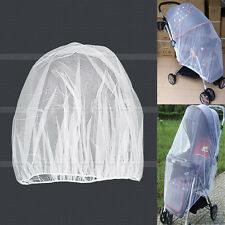 Mosquito Insect Net Netting For Baby Stroller Pushchair Buggy Polyester Mesh NEW