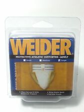 Weider Athletic supporter Adult Cup Large Jock Strap ASCLY 24 Pieces