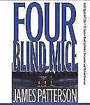 Four Blind Mice James Patterson Books-Good Condition
