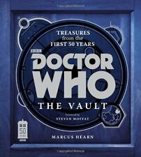 NEW Doctor Who: The Vault: Treasures from the First 50 Years
