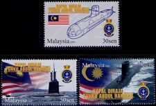 Malaysia 2009 First Malaysian Submarine MNH