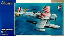 IMAM (Romeo) Ro.43 Red Striped  Special Hobby 1/48 48137
