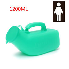 1200ml Portable Male Men Car Urinal Urine Bottle Toilet Camping Travel Pee w/Lip