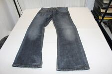 J0515 Levi 's 512 bootcut jeans w32 l32 azul bien