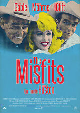 GLI SPOSTATI THE MISFITS MANIFESTO MARILYN MONROE CLARK GABLE JOHN HUSTON CLIFT