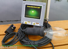 Underwater Dock Light, Redfish, Tarpon, Snook Light, Night fishing light, 50'