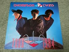 THOMPSON TWINS into the gap 1984 UK Tour Programme!
