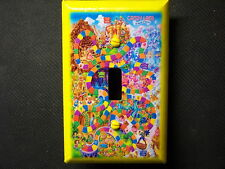 Decorative Light Switch Covers-CANDY LAND Boardgame Print-Made to order