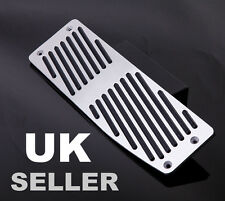 NEW Universal Solid Aluminum Sports Foot Rest DEAD Pedal for BMW AUDI MERCEDES
