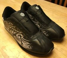 NWOB Mens Dyse One Black & White West Coast Certified Shoes AD9E039A-10 Size 12