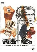 The Night Walker and Dark Intruder: Horror Double Feature  DVD NEW