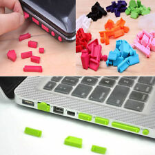 26X Protective Port Cover Silicone Anti-Dust Plug Stopper for Laptop Notebook CZ