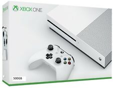 BRAND NEW LATEST XBOX ONE S 500GB CONSOLE 4K HDR SUPPORT 4K PLAYER ( IMPORTED)