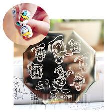 Nail Art Stamp Stamping Image Template Plate QA Series *** QA22 NEW *** ORIGINAL