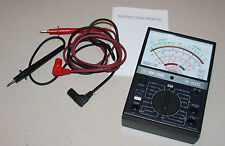 ANALOGUE MULTIMETER used, identical to MAPLIN YJ08 30,000Ω/V