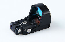 Tactical D-Point Pro Red Dot Sight Scope With 3 Mount
