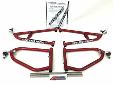 LONESTAR RACING LSR SPORT EXTENDED A-ARMS +2+1 RED YAMAHA RAPTOR 700