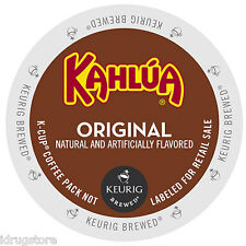 Kahlua, Original Coffee, Light Roast, Keurig K-Cups, 96-Count