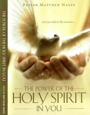 The Power of the Holy Spirit in You - Single Dvd - Matthew Hagee Teaching