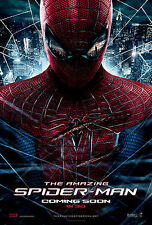 "The Amazing Spider-Man (2012) Movie Poster New 24""x36"" Andrew Garfield Stone"