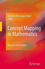 NEW - Concept Mapping in Mathematics: Research into Practice