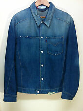 Levis Denim Jacket Type 70100 Twisted Engineered Vintage /Retro Style