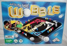 Identity Games WOBBLE- A Family Game -  Get The Ball In The Right Hole!