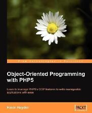 Object-Oriented Programming with PHP5 by Hasin Hayder (2007, Paperback, New...